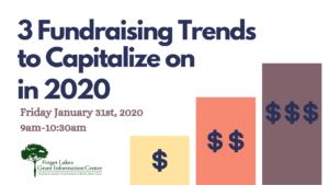 Fundraising Trends 2020 Auburn NY