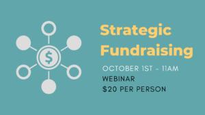 Strategic Fundraising Webinar